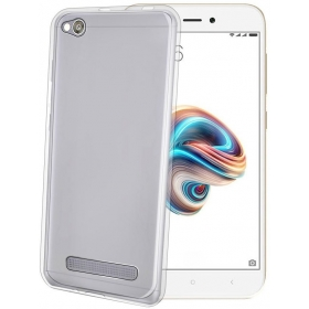 Plecy żelowe CELLY do XIAOMI Redmi 5A