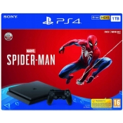 Konsola SONY PS4 Slim 1TB + Gra Spider-man