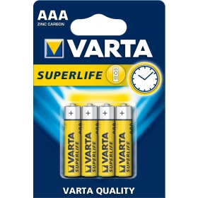 Baterie VARTA Superlife AAA R03 (4 szt)