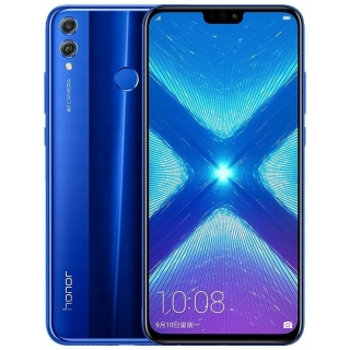 Smartfon HONOR 8X 128GB Niebieski