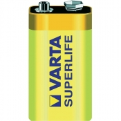 Bateria VARTA Superlife 6F22 9V