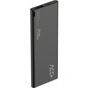 Powerbank ACC+ Thin 3600mAh Fast charge Czarny